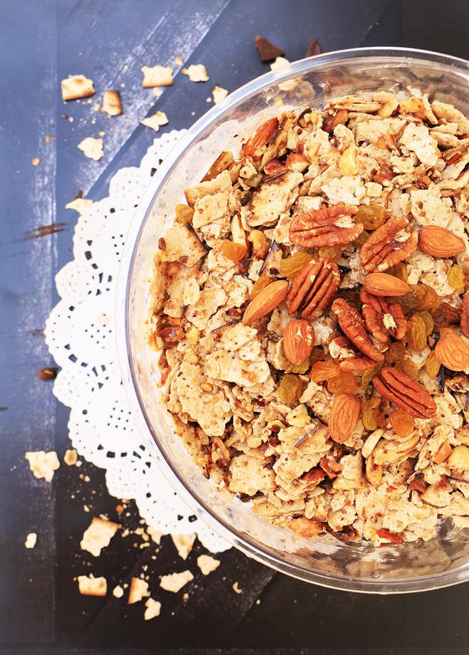 Matzazok עוגת ה״מצצוק״ של הדודה רימה