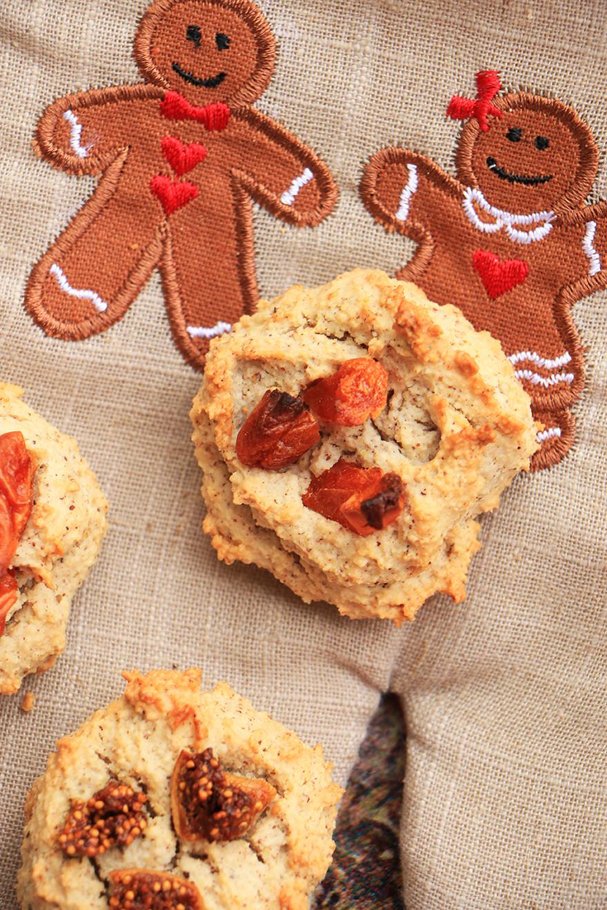 עוגיות מקמח שקדים