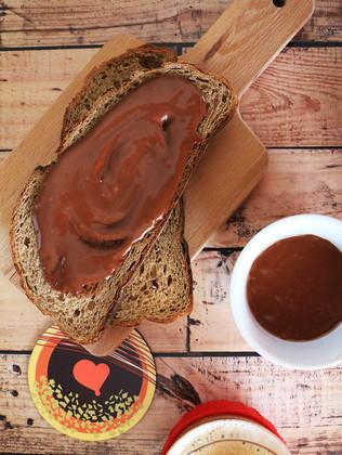 ממרח שוקולד (נוטלה) ביתי בריא