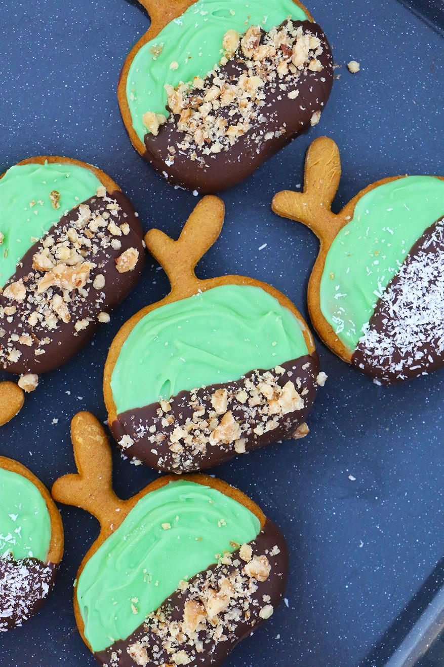 עוגיות וניל ללא גלוטן