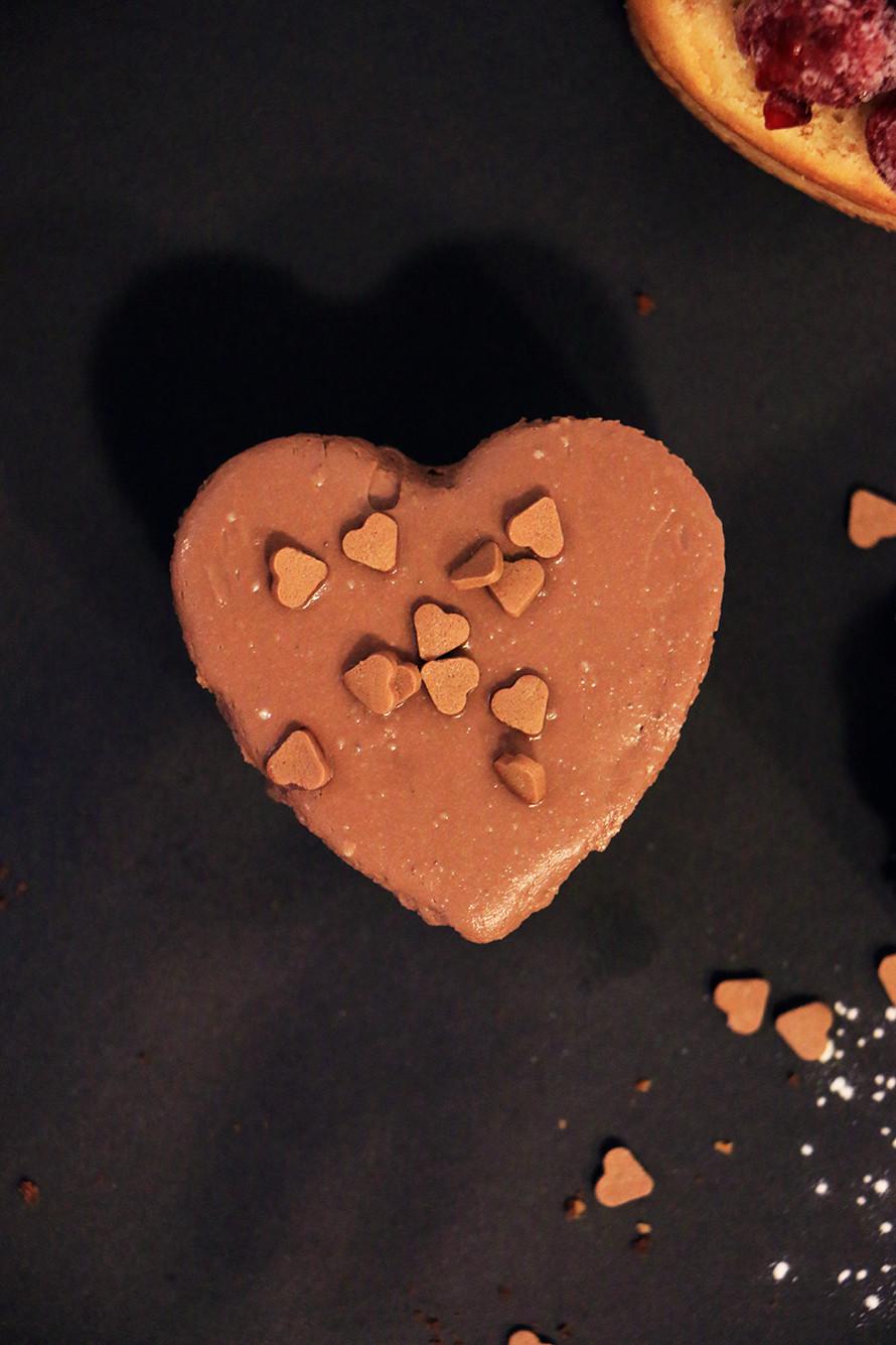 עוגת שוקולד טופו טבעונית