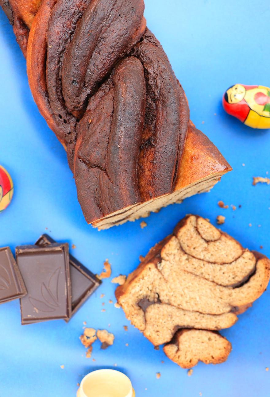 שוקולד קראנץ׳ מקמח כוסמין