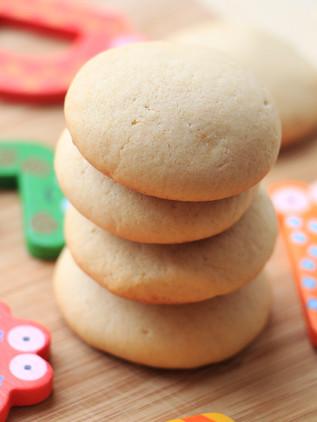 עוגיות חמאה לתינוקות ומבוגרים מקמח כוסמין לבן