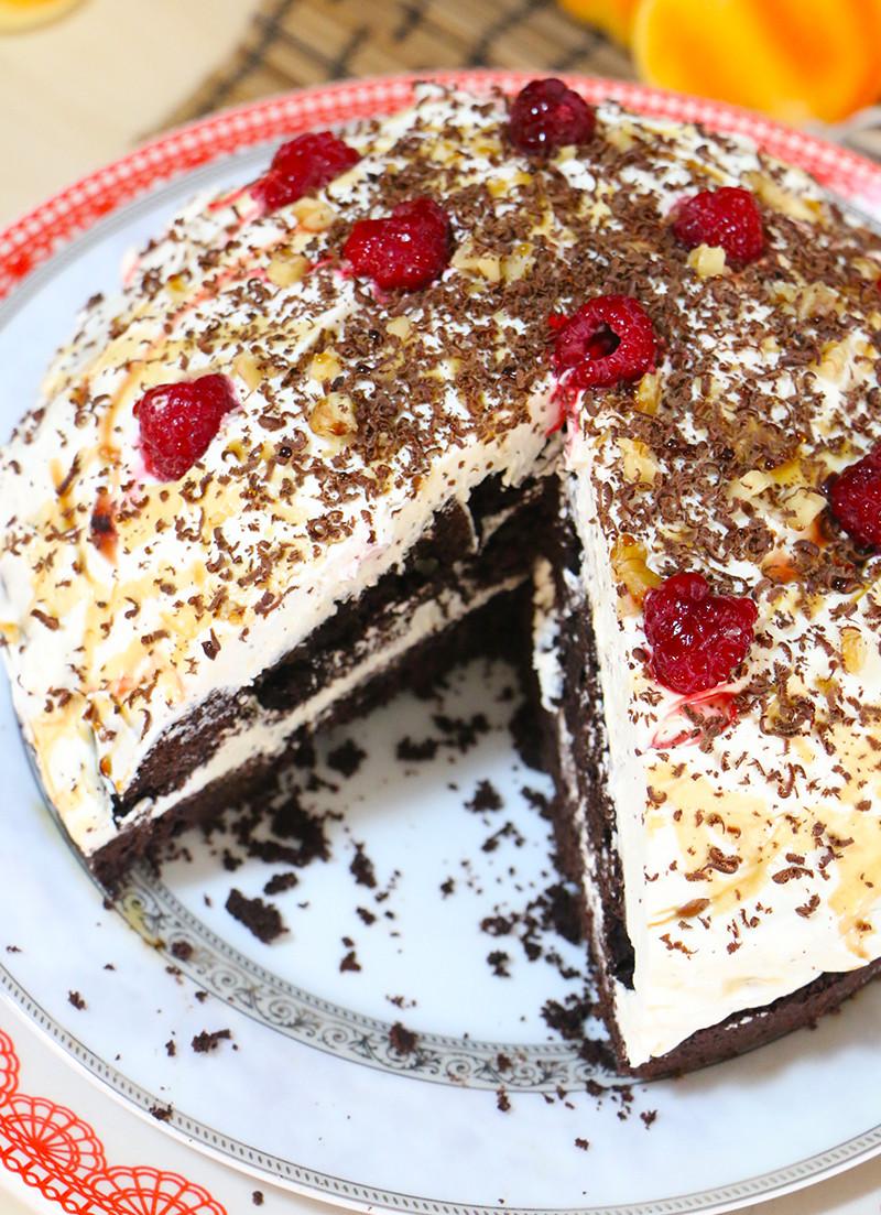 עוגת יום הולדת ללא גלוטן