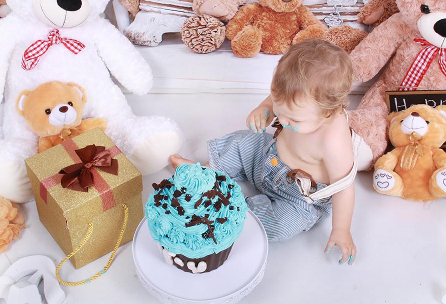 עוגת יומולדת שוקולד לילדים