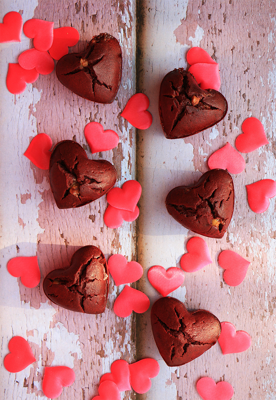 מאפינס שוקולד רד וולווט