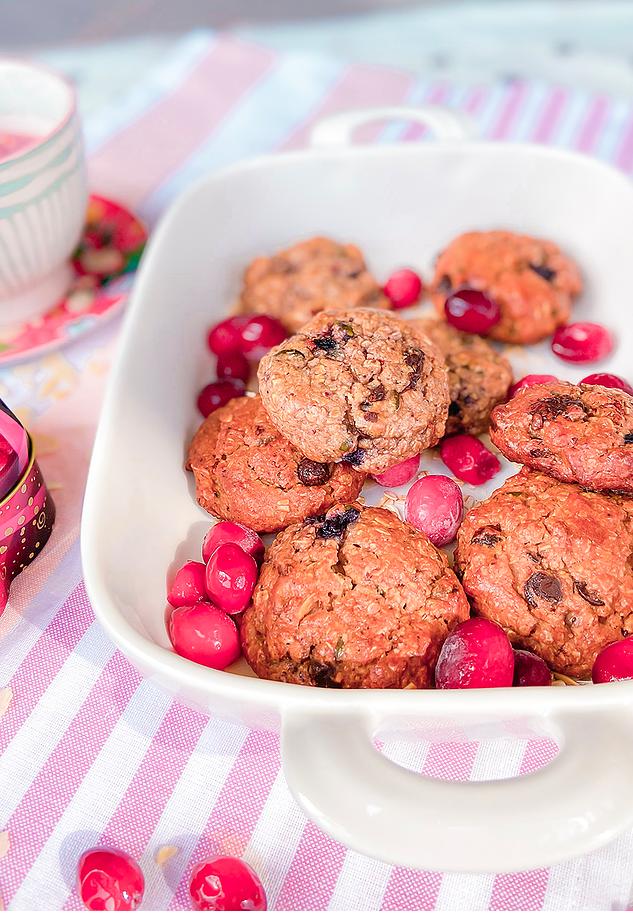 עוגיות פרוטאין גרנולה שוקולד צ׳יפס