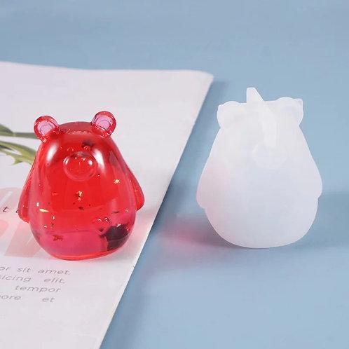 3D Pudgy Bear