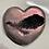 Thumbnail: Druzy Hearts - Set of 3