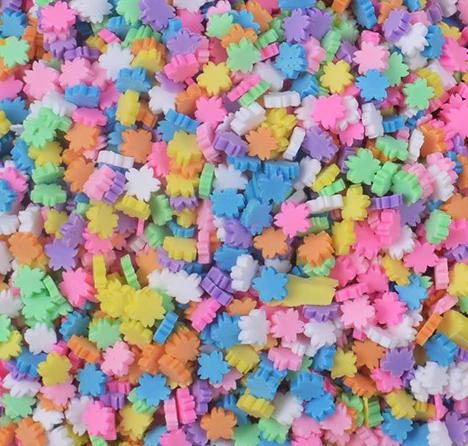 Flower Clay Sprinkles