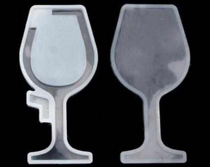 Wineglass Shaker Mold