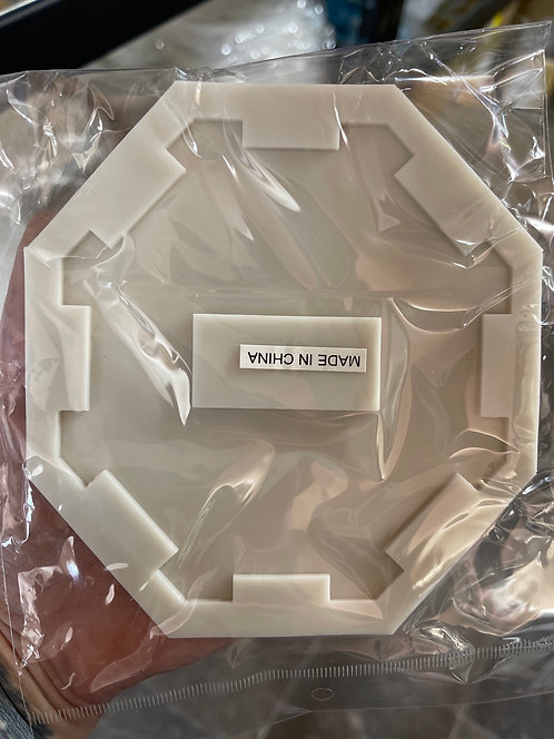 Domino Centerpiece Mold