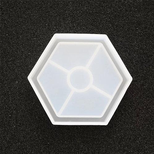 Hexagon Coaster