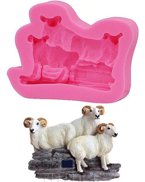 Multi Sheep Mold