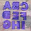Thumbnail: Individual 4 Inch Letters