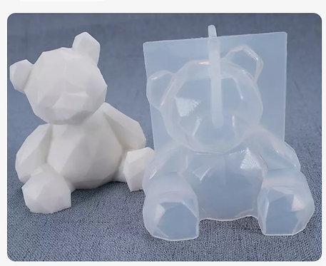 3D Geo Bear