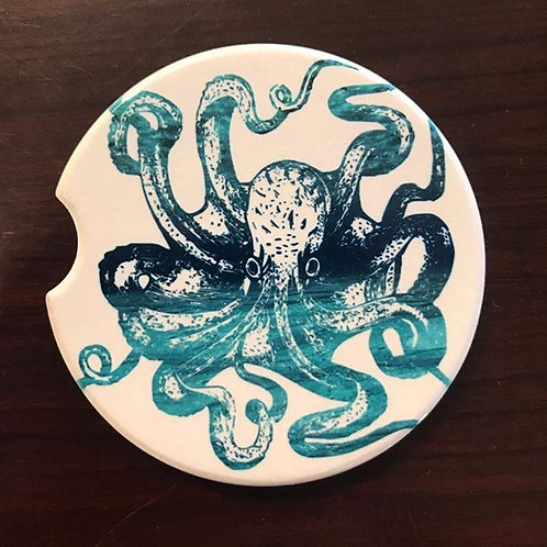 Octopus - Car Coaster