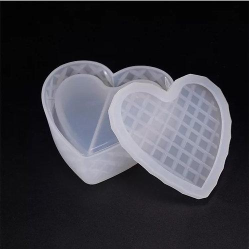Wafer Heart Box