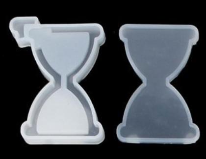 Hour Glass Shaker Mold