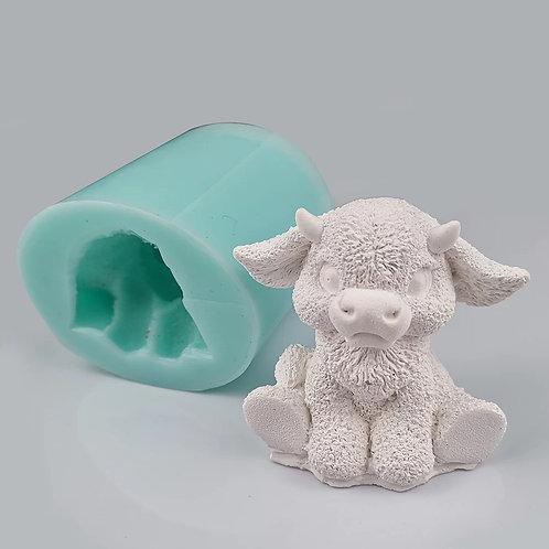 3D Baby Bull