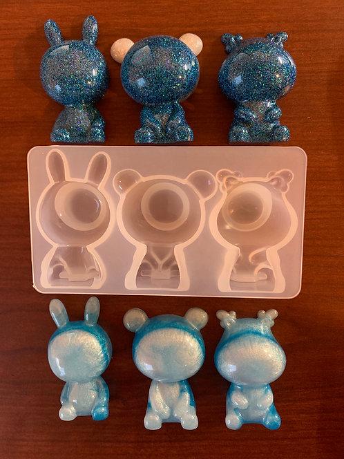 Bubble Animals