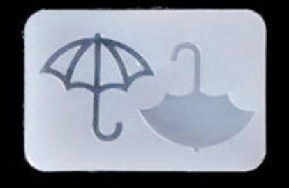 Small Umbrella Shaker Mold