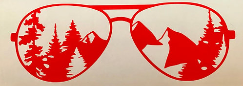 Mountain Aviators Decal