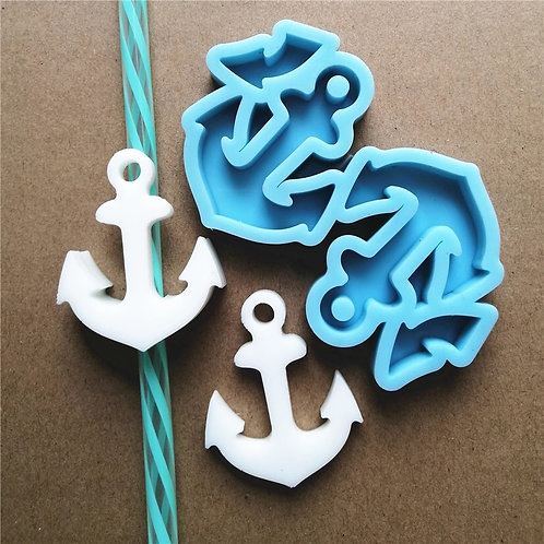 Anchor Topper/Keychain