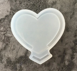 Heart Shaker Mold
