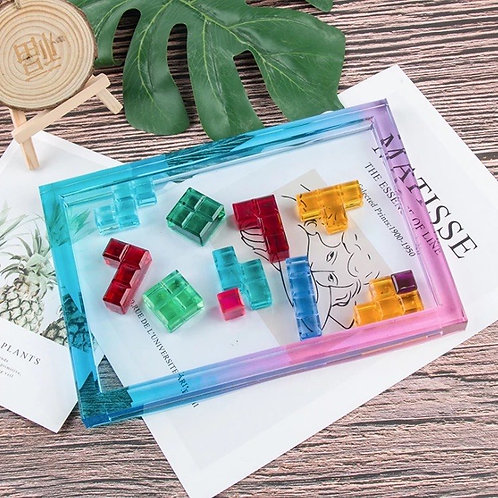 Tetris Puzzle Board