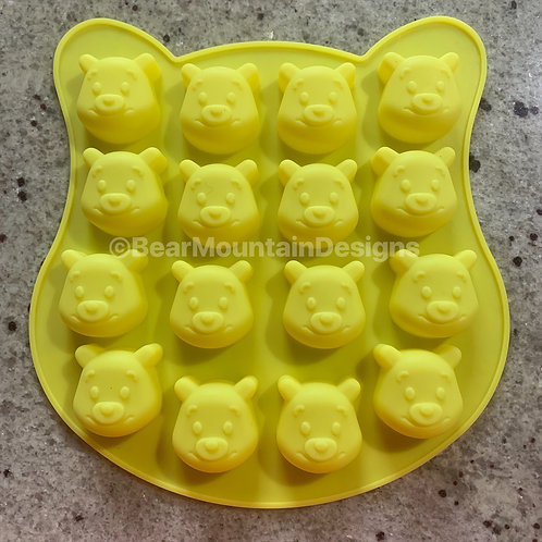 Winnie The Pooh Mold