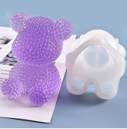 3D Bling Bear