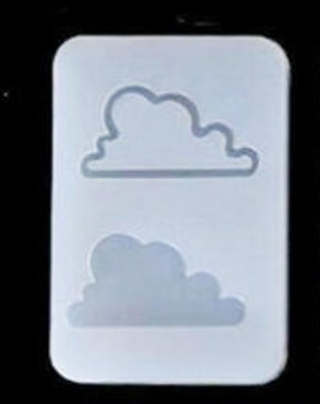 Cloud Shaker Mold