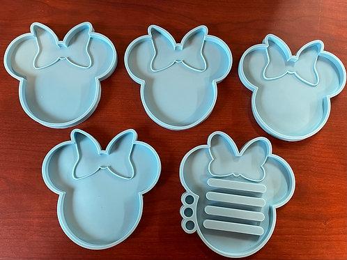 Minnie - Coaster Set