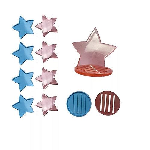 Star - Coaster Set