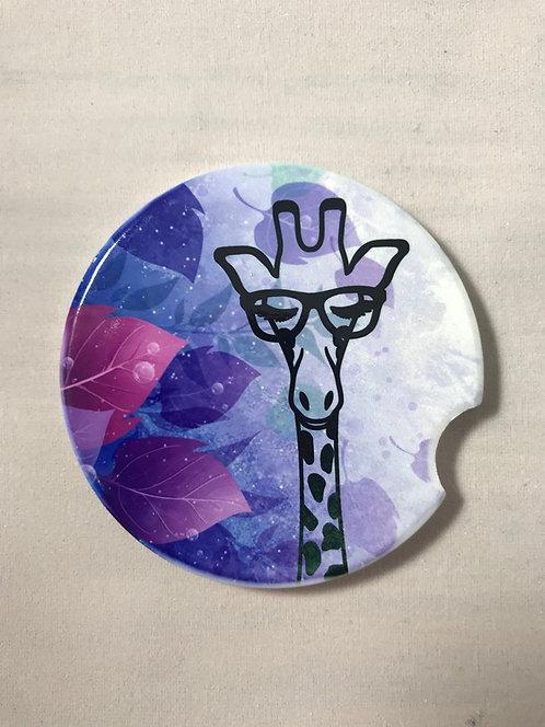 Giraffe - Car Coaster