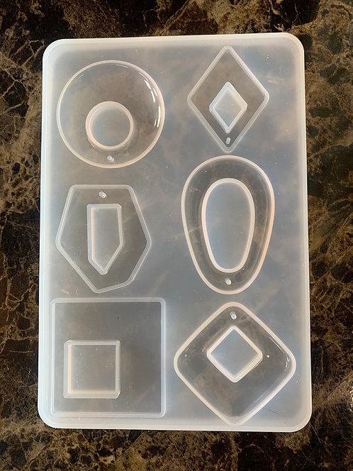 6 Cavity Pendant