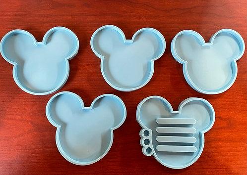Mickey - Coaster Set