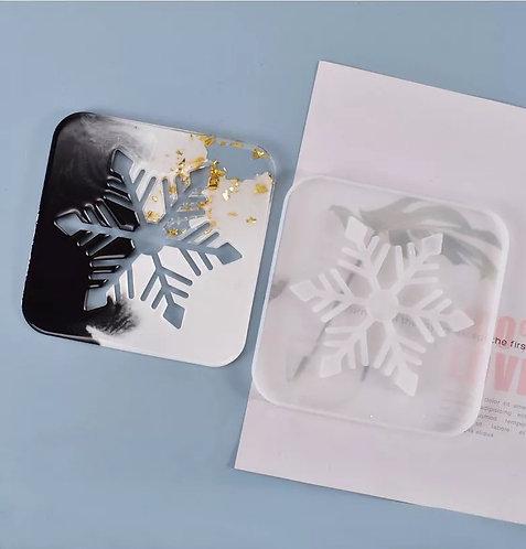 Snowflake Coaster/Trivet