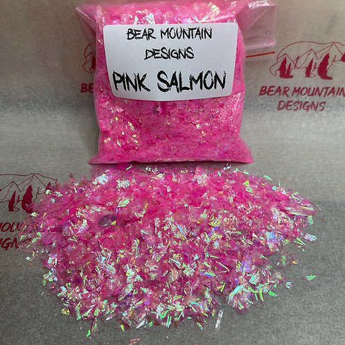 Pink Salmon - Sequin Flakes