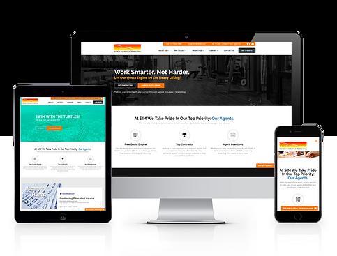 National Insurance Brokerage Website
