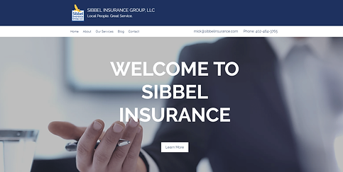 Independent Insurance Agent Site