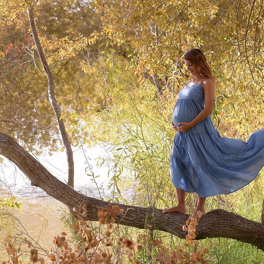 Pregnancy & Preparing for Birth Yoga Course