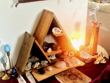 Crystal Placements for your Home & Garden: Introduction
