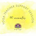 posey the yogi - support teacher 90 mins