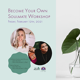 Become Your Own Soulmate Workshop