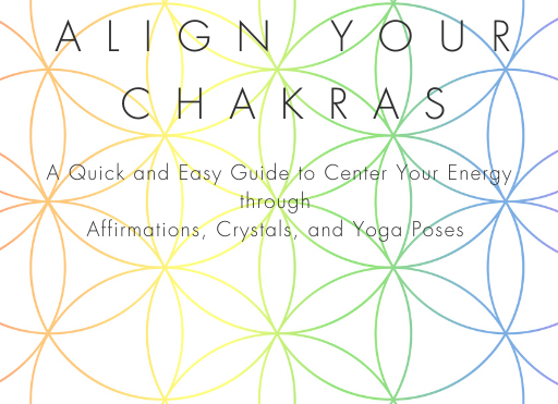 Radiant Beings, Align Your Chakras (Full Color Booklet)
