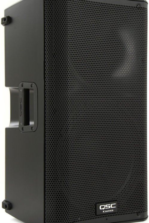 """QSC K-12 12"""" Powered Speaker"""