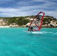 Windsurfen Süd Korsika