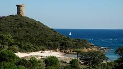 Ferienhaus Korsika  Genueser Turm